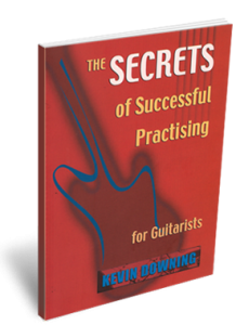 Book Cover - The Secrets of Successful Practising